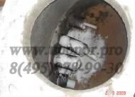 Монтаж теплоизолированных труб Uponor Ecoflex